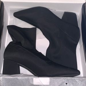 MISSGUIDED Sock Booties NEVER WORN